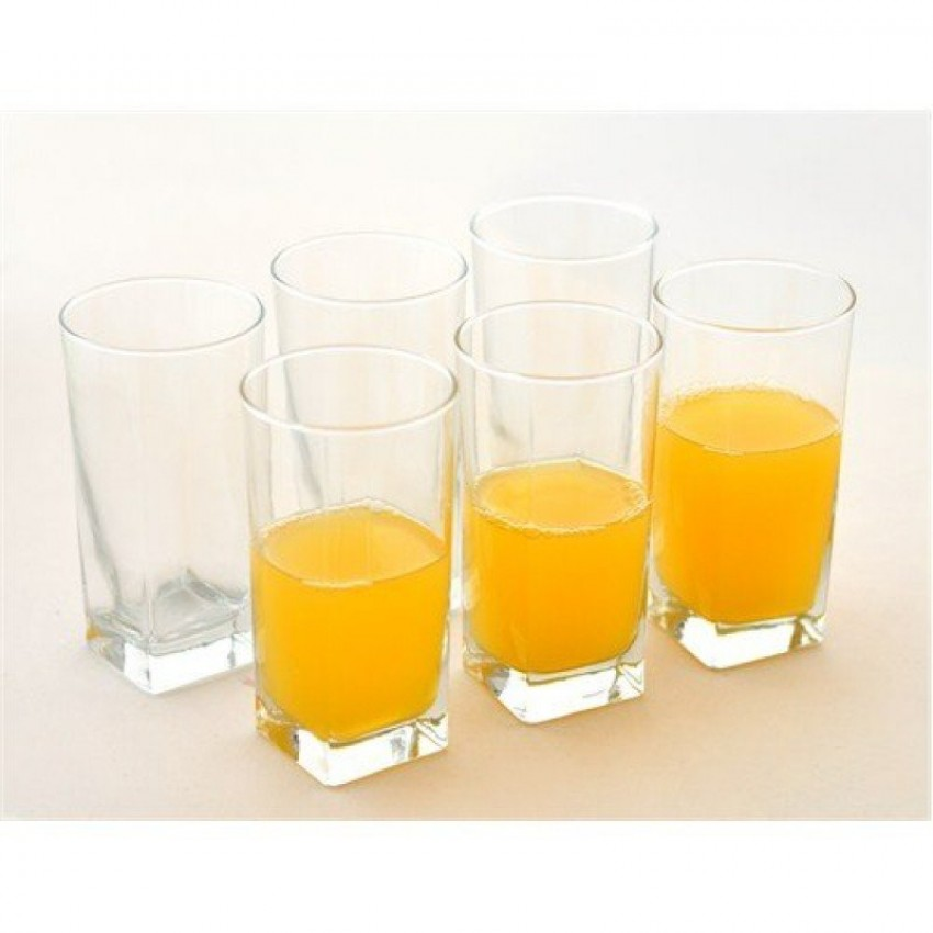 Чаши за вода Carre 290ml - 6 броя