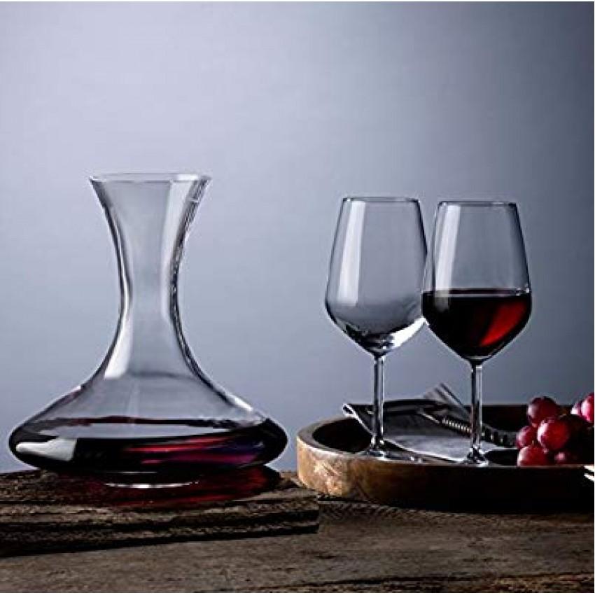 Комплект за вино Pasabahce Allegra - гарафа с 2 чаши