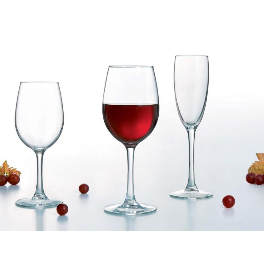 Чаши за вино Luminarc World Wine 360ml - 6 броя
