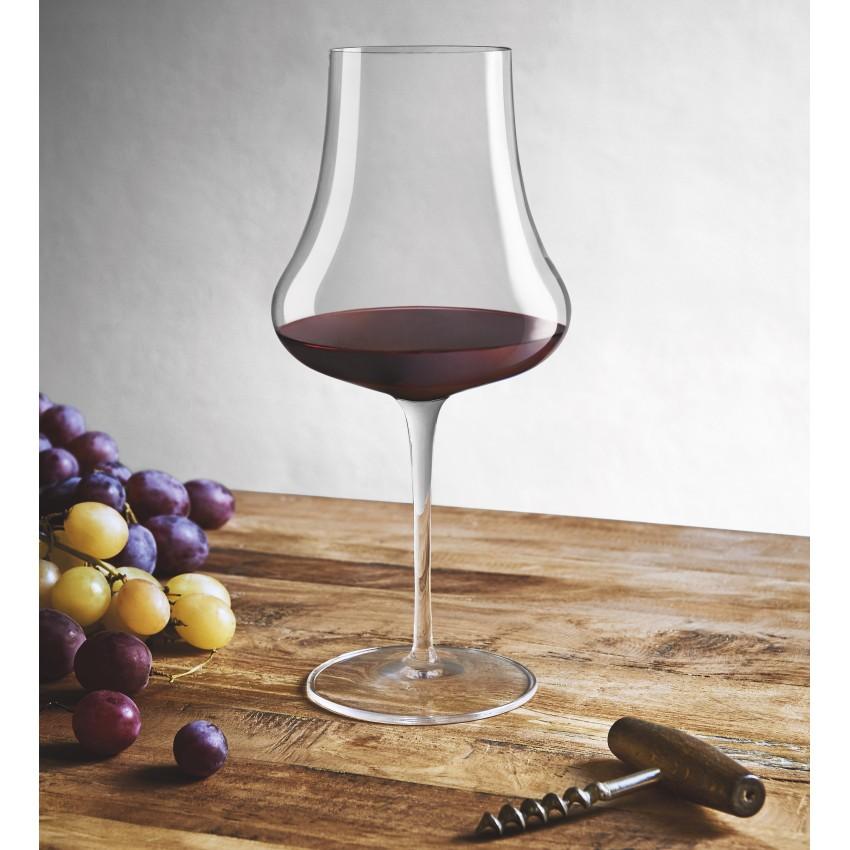 чаши за вино Luigi Bormioli Tentazioni Merlot 570ml - 6 броя