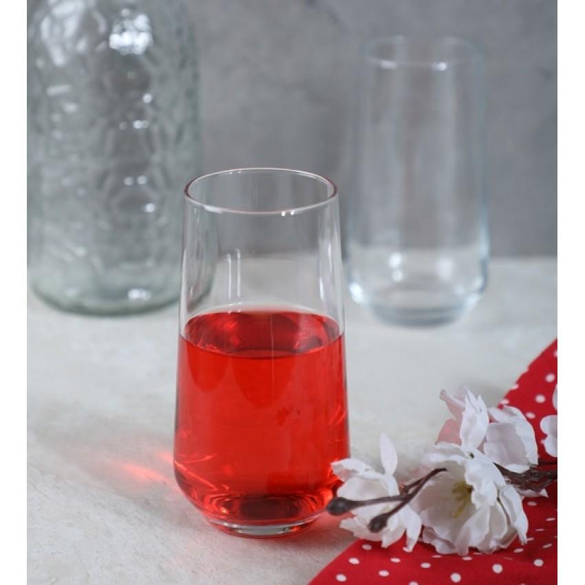 Чаши за вода Allegra 470ml - 6 броя