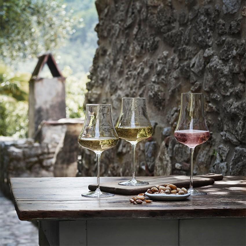 чаши за вино Luigi Bormioli Tentazioni Prosecco 420ml - 6 броя