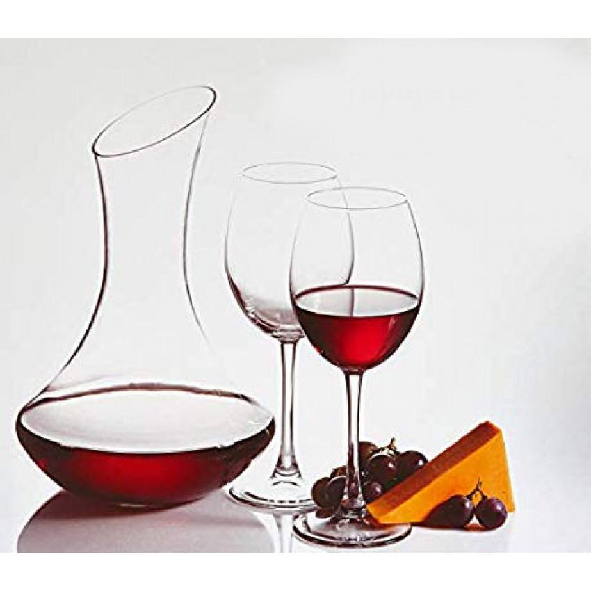 Комплект за вино Pasabahce - гарафа с 2 чаши