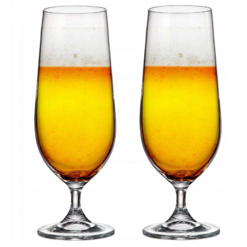 Чаши за бира Bohemia Columba 470ml - 6 броя