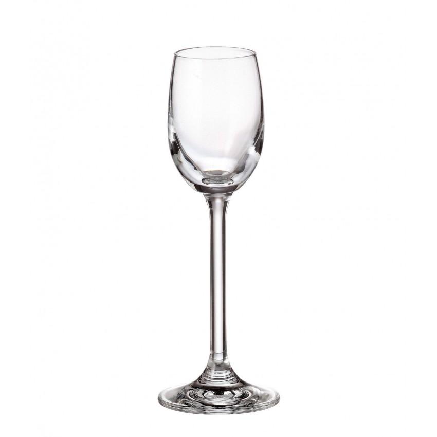 Чаши за ракия Bohemia Colibri 65ml - 6 броя