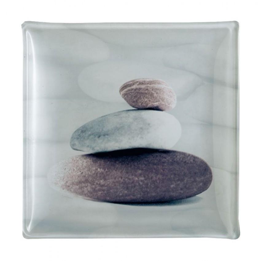 Чиния 18,5см Luminarc Stones - 6 броя