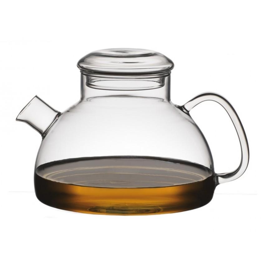 Стъклен чайник 1,5л
