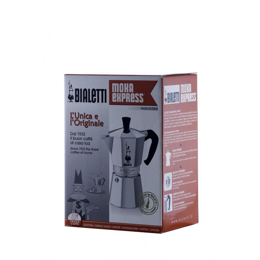 Bialetti Moka Express 100ml