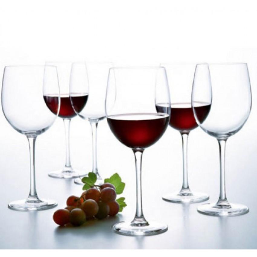 чаши Versailles за вино 360ml - 6 броя