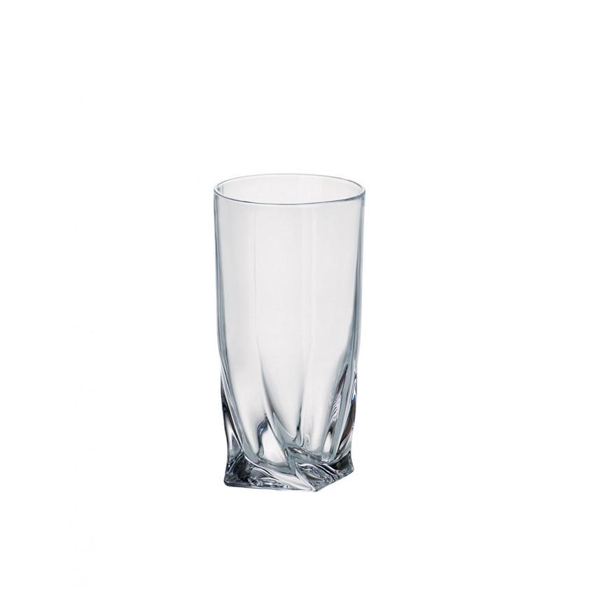 чаши Quadro за вода - 6 броя