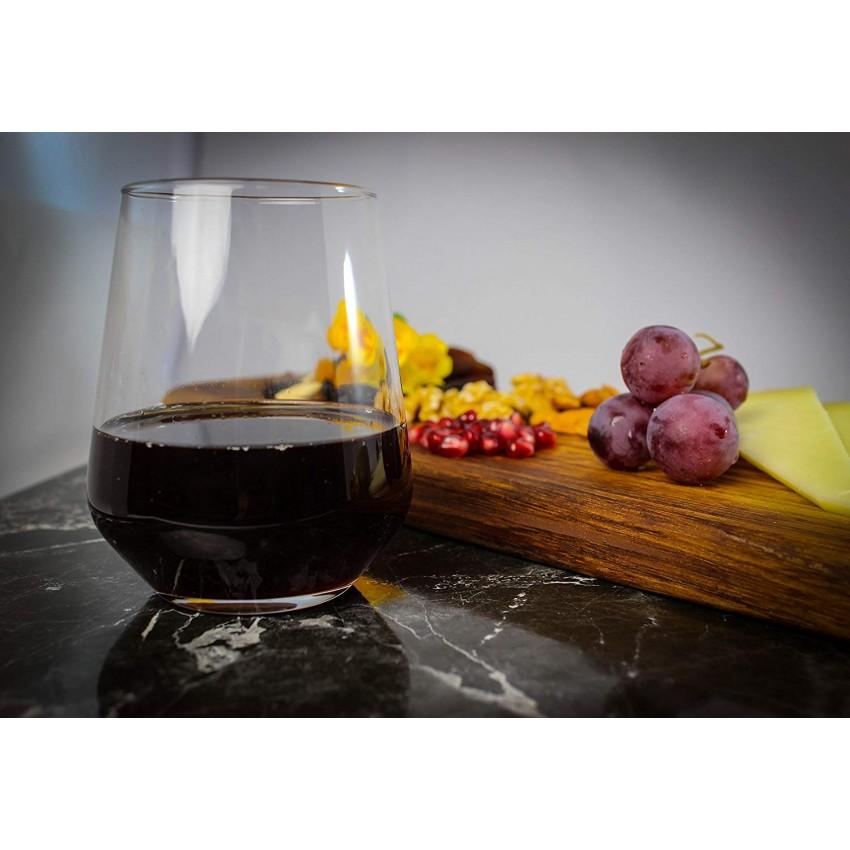 Чаши за уиски Allegra 425ml - 6 броя