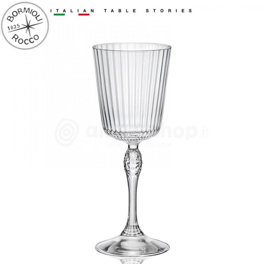чаши за ракия 80ml Bormioli Rocco America 20's - 6 броя