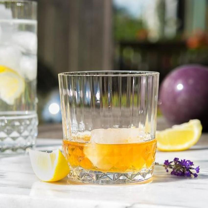 чаши за уиски 370ml Bormioli Rocco America 20's - 6 броя
