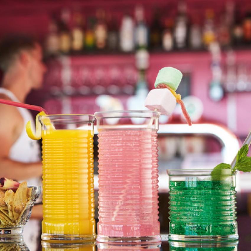 Чаша за коктейл и бира - 6 броя