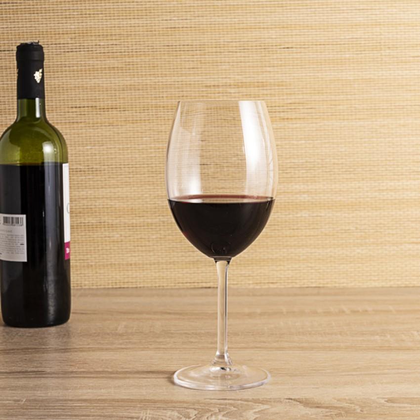 Чаши за червено вино Bohemia Colibri 580ml - 6 броя