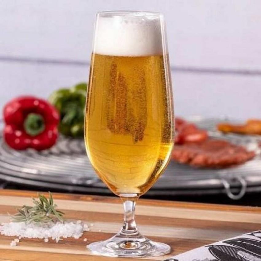 Чаши за бира Bohemia Colibri 380ml - 6 броя