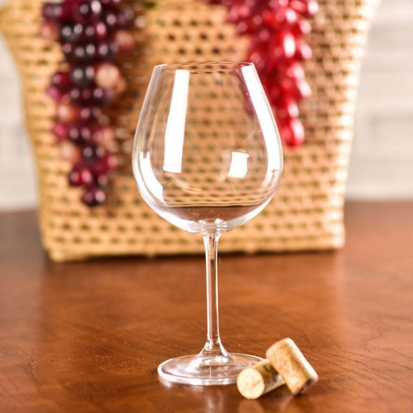 Чаши за червено вино Bohemia Colibri 650ml - 6 броя