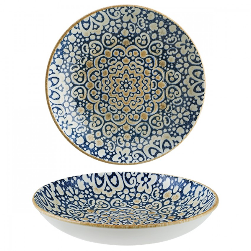 Чиния 25см дълбока - 1 брой - Bonna Alhambra