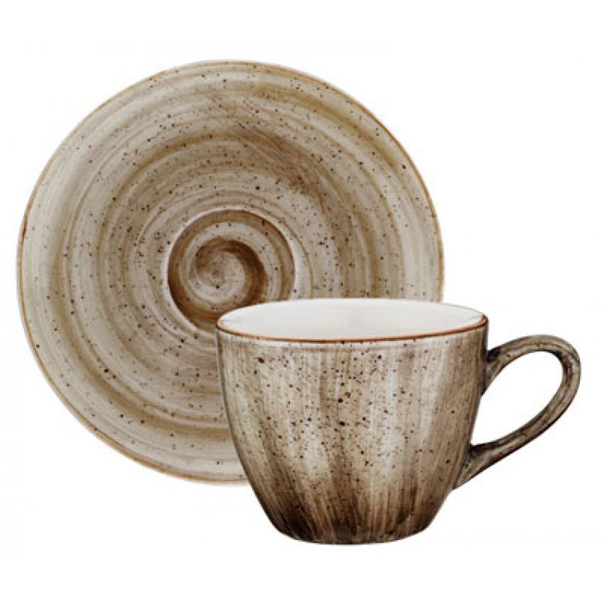 сервиз Bonna Terrain за кафе - 12 части