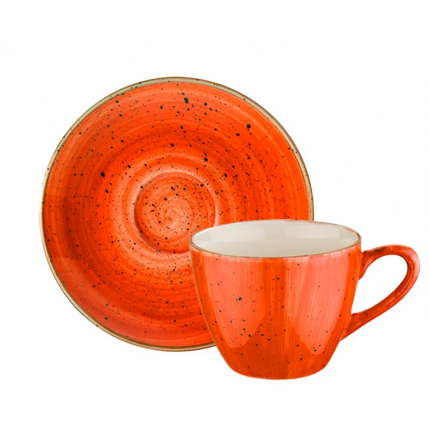 сервиз Bonna Terra Cotta за кафе - 12 части