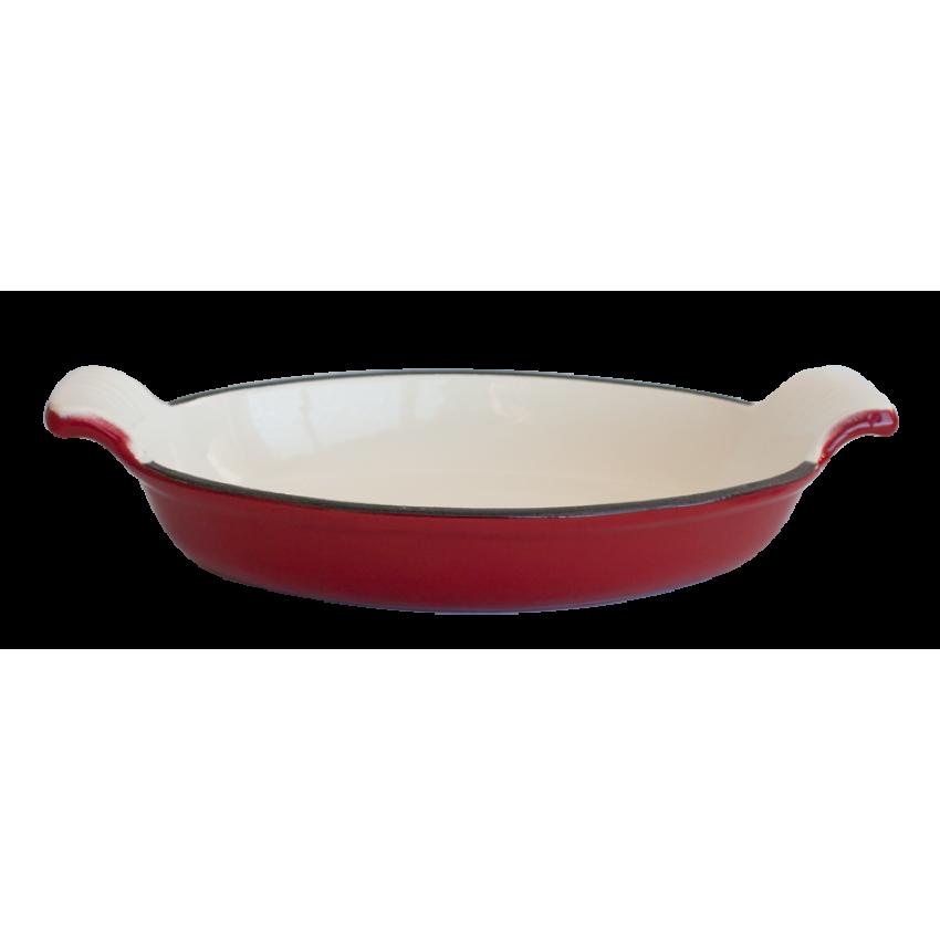 Чугунена шола 29см х 18см с керамично покритие