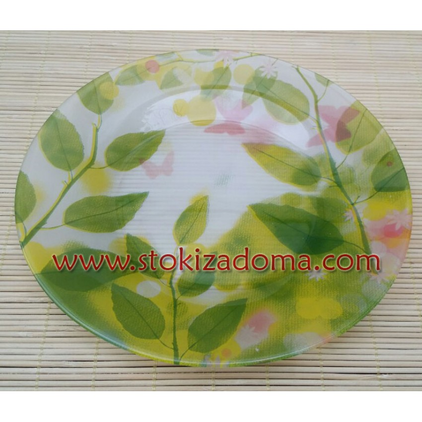 Сервиз Pasabahce Green Leaves - 18 части
