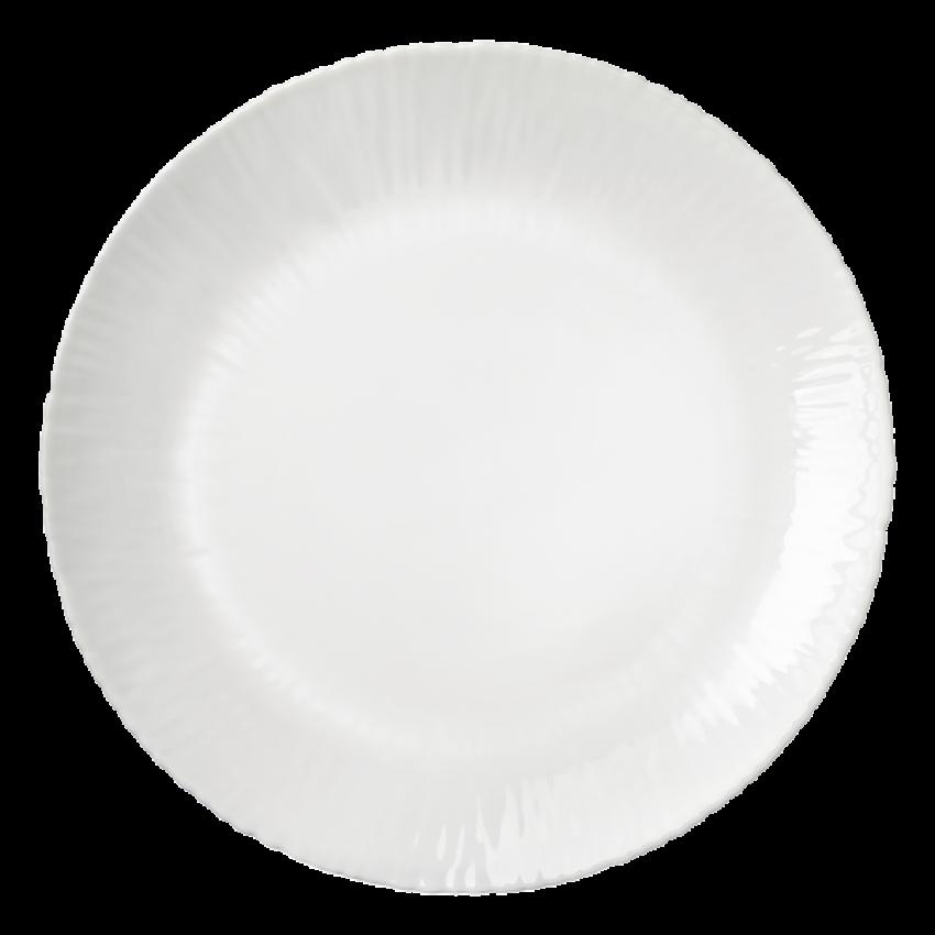 Десертна чиния 21см - 6 броя - Coconut