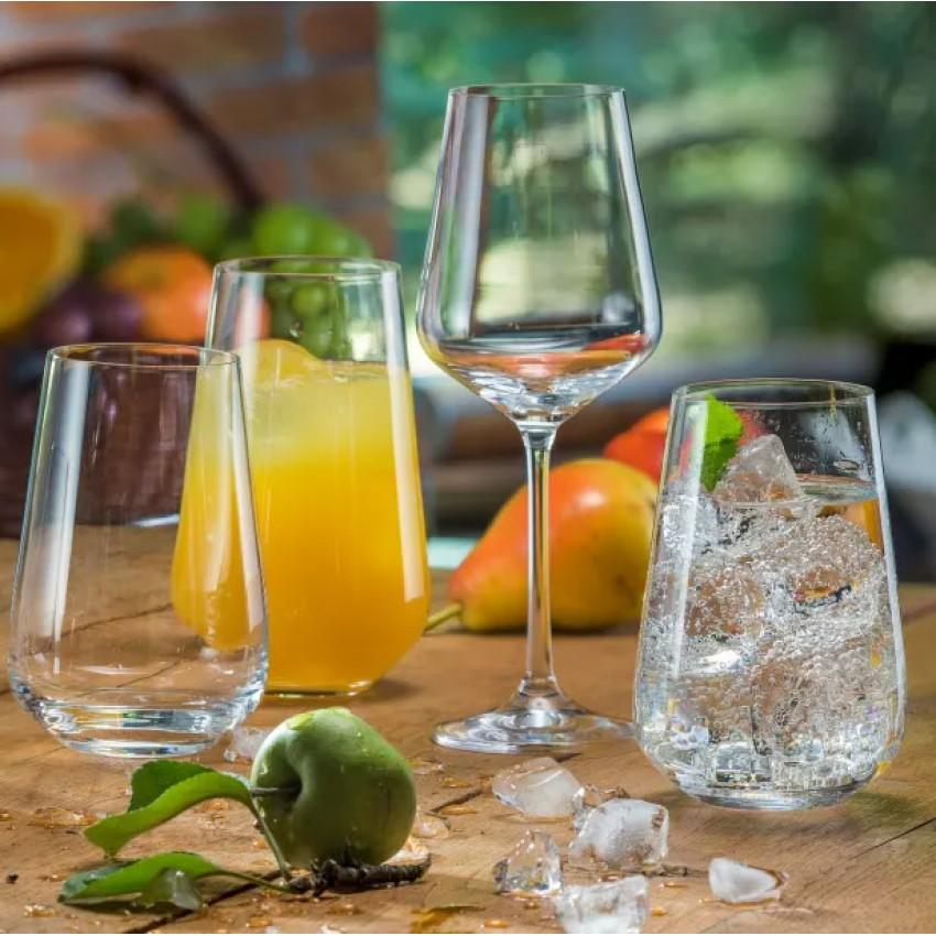 чаши за бяло вино Crystalex Siesta 200ml - 6 броя