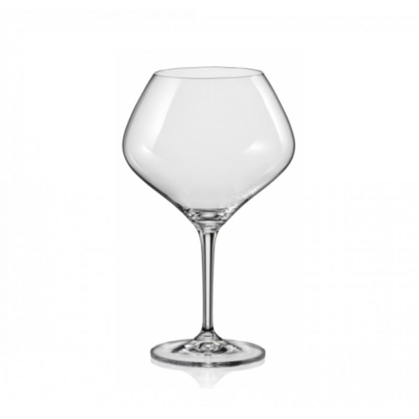 чаши за червено вино Amoroso 470ml - 6 броя