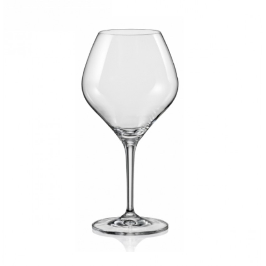 чаши за червено вино Amoroso 450ml - 6 броя