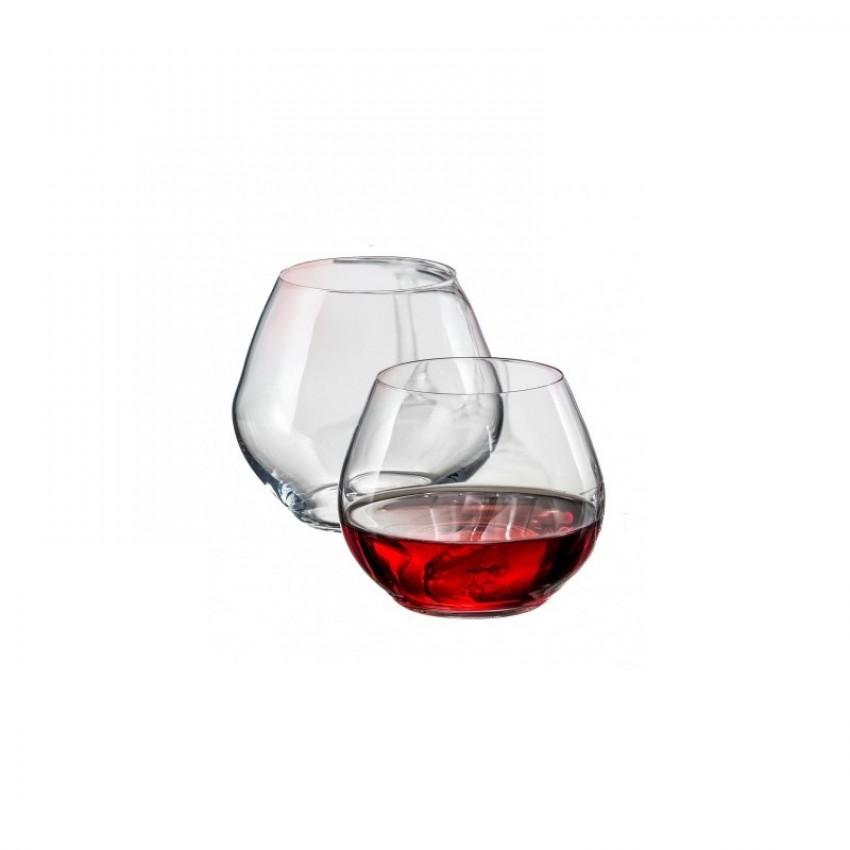 чаши за уиски Amoroso 340ml - 6 броя