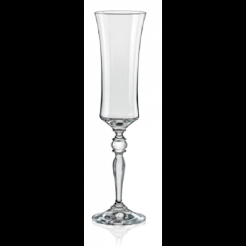 чаши за шампанско Grace 190ml - 6 броя