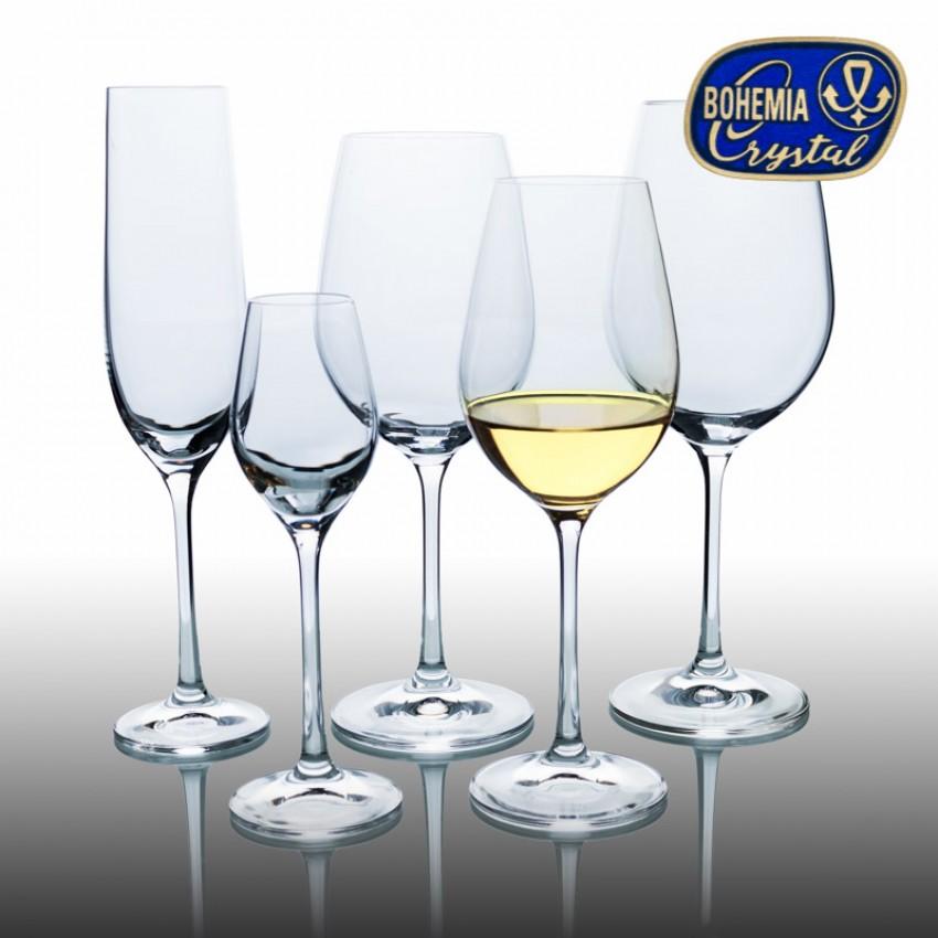 чаши за вино Lara 350ml - 6 броя