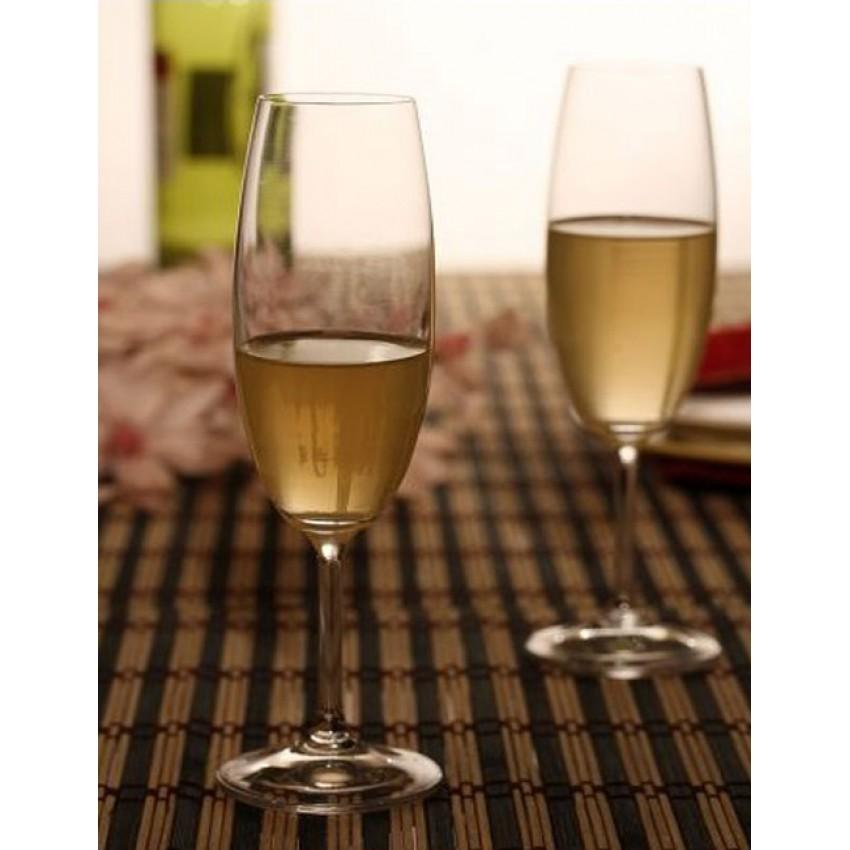 чаши за шампанско Lara 220ml - 6 броя