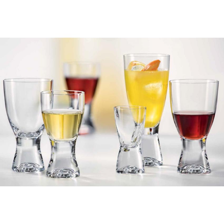 чаши за алкохол 70ml Samba - 6 броя