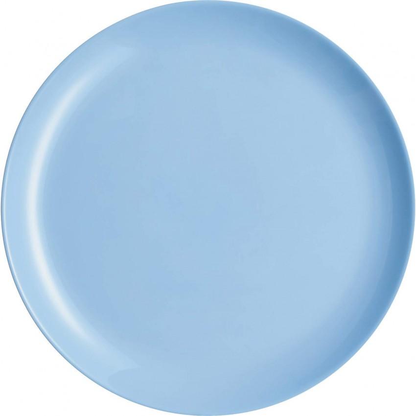Сервиз Luminarc Diwali синьо бял - 18 части
