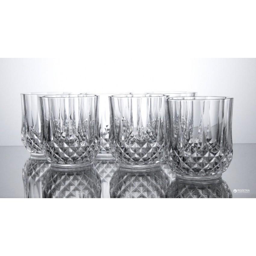 Чаши за алкохол Longchamp 320ml - 6 броя