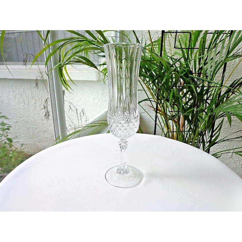 Чаши за шампанско Longchamp 140ml - 6 броя