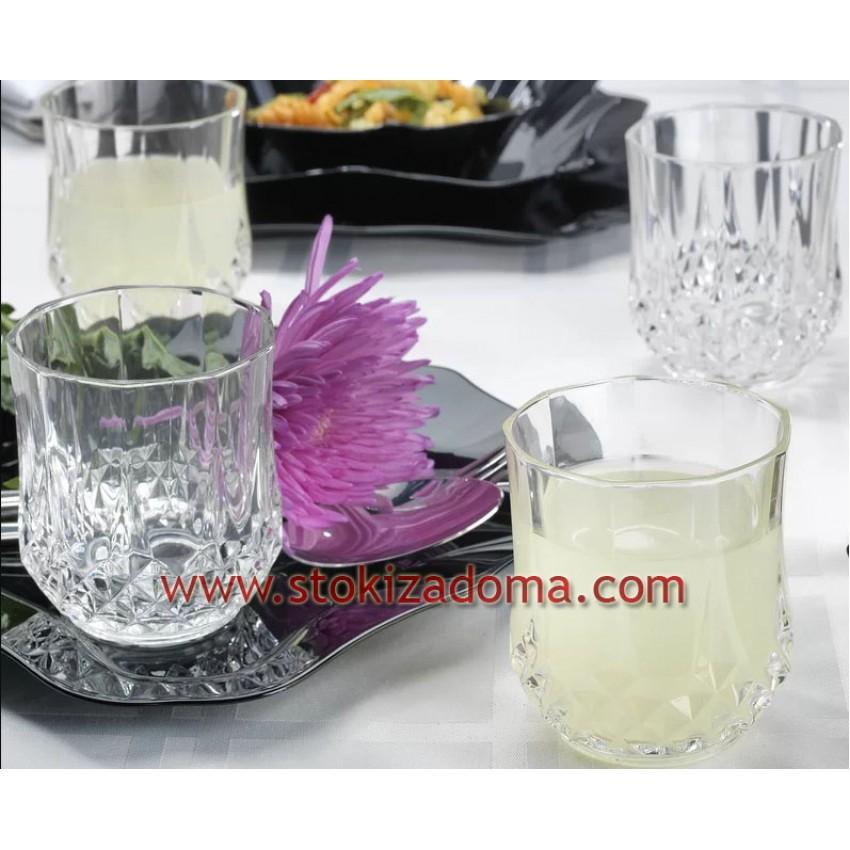 Чаши за алкохол Longchamp 230ml - 6 броя