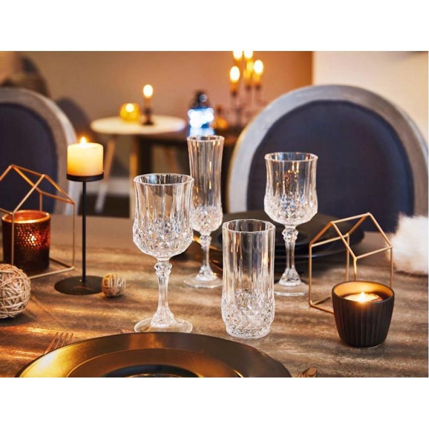 Чаши за вино Longchamp 250ml - 6 броя