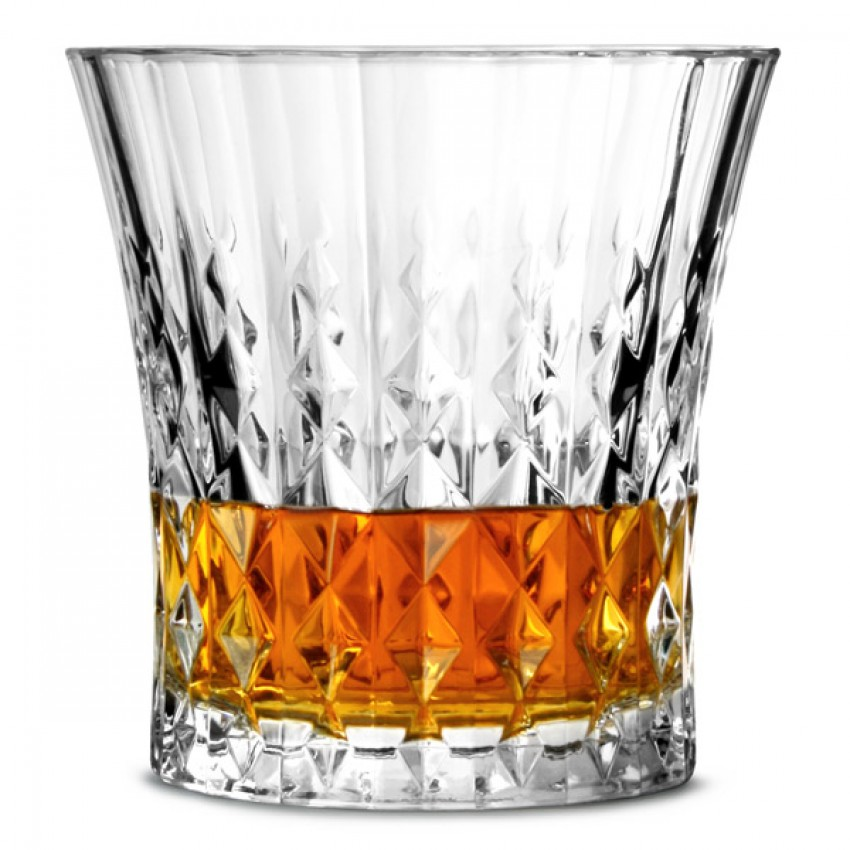 Чаши за алкохол Lady Diamond 270ml - 6 броя