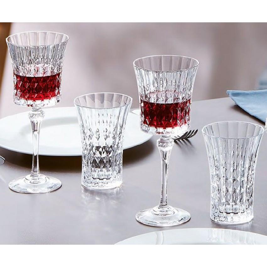 Чаши за червено вино Lady Diamond 270ml - 6 броя