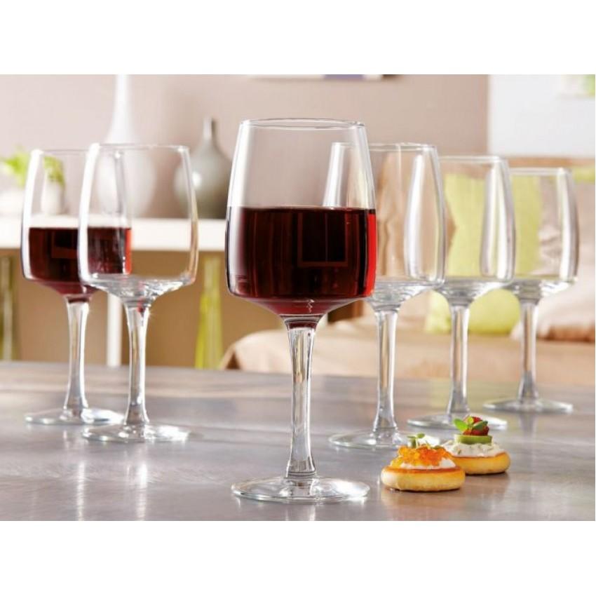 Чаши за червено вино Luminarc Equip 350ml - 6 броя