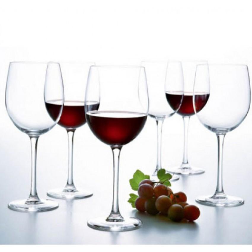 чаши Versailles за вино 270ml - 6 броя