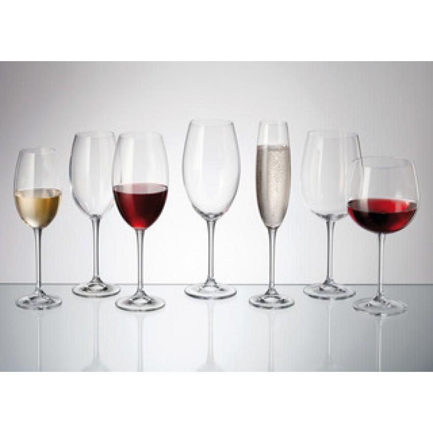 чаши за вино Bohemia Fulica 670ml - 6 броя