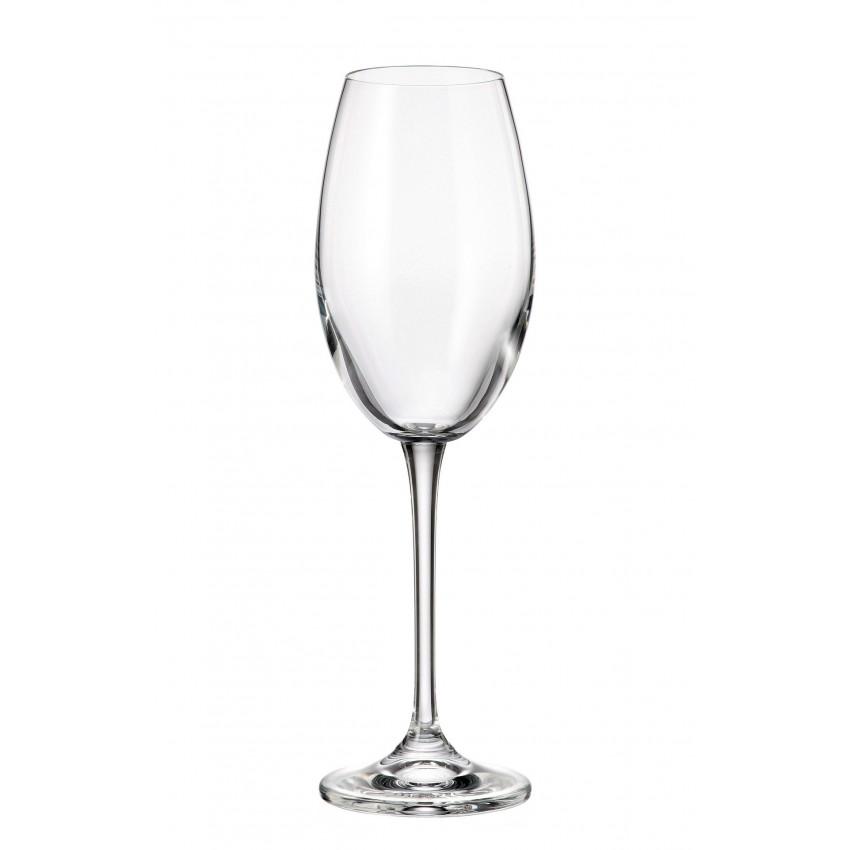 чаши за бяло вино Bohemia Fulica 300ml - 6 броя