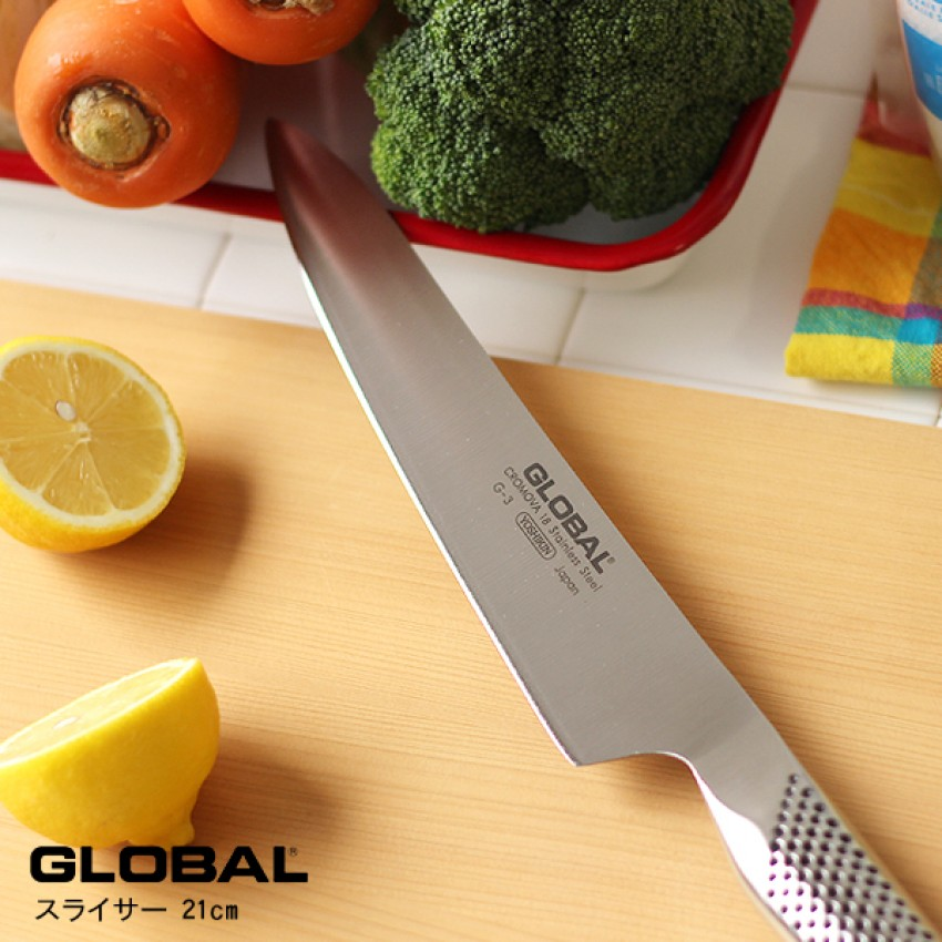 Нож за месо 21см G-3 Global Japan