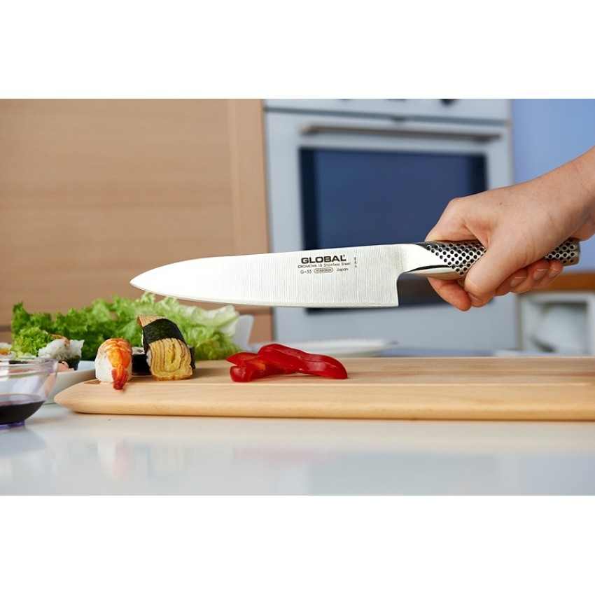 Нож на готвача 18см G-55 Global Japan