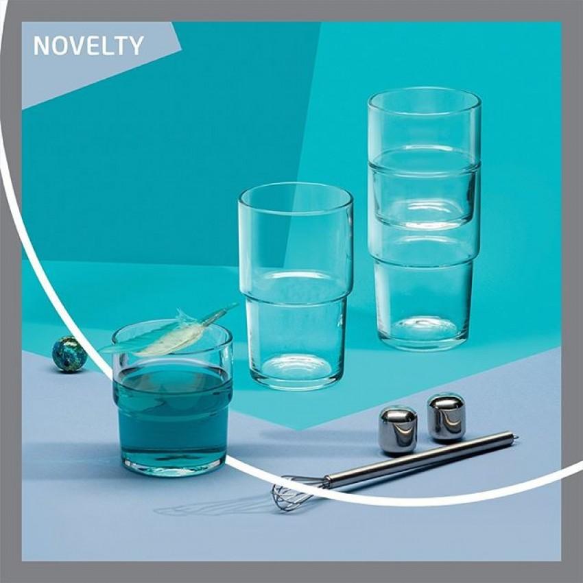 Чаши за вода Hill 440ml - 6 броя