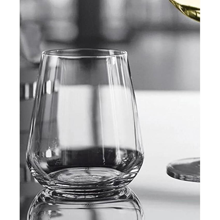Чаши за вода и алкохол Inalto 340ml - 6 броя